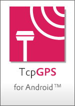 TcpGPS for Android