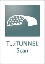 TcpTUNNEL Scan para Topcon