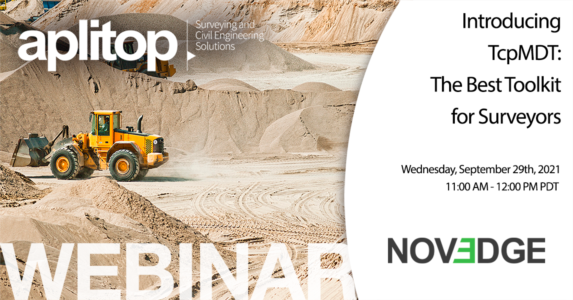 Introducing TcpMDT: The Best Toolkit for Surveyors
