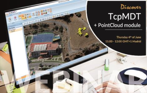 Discover TcpMDT + Point Cloud Module