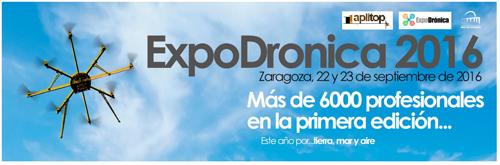 2ª Edición de Expodrónica 2016