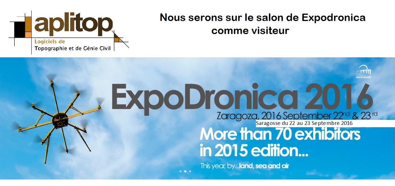Evento - Expodronica
