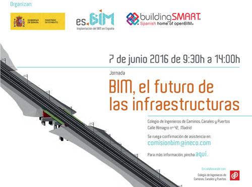 Jornada BIM, el futuro de las infraestructuras