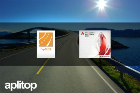 O MDT8 está disponível para AutoCAD 2022!