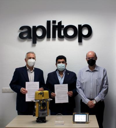 TOPCON et APLITOP signent une liaison pour le marché des tunnels