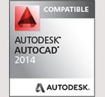 MDT para AutoCAD 2014