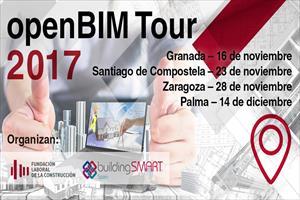 APLITOP presente en el openBIM Tour de Granada