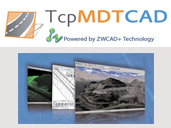 New engine for TcpMDT-CAD