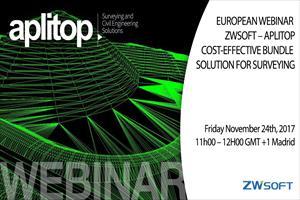 EUROPEAN WEBINAR ZWSOFT - APLITOP