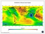 Geoide mundial EGM 2008 para TcpGPS