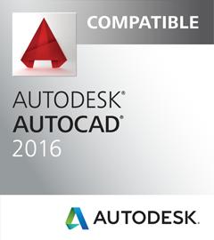 MDT 7.0 disponible para Autocad 2016