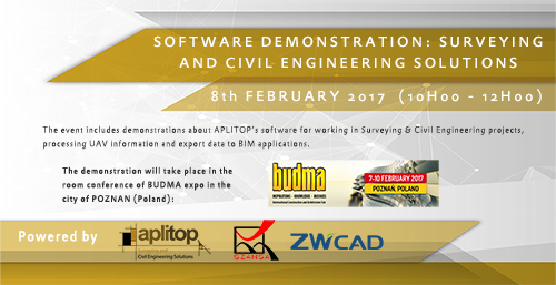 SOFTWARE DEMONSTRATION: SURVEYING AND CIVIL ENGINEERING SOLUTIONS