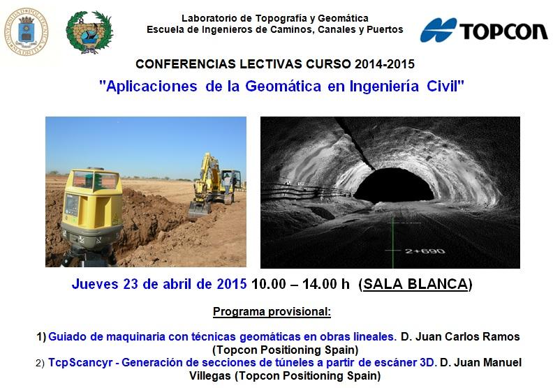 Aplicaciones de la Geomática en Ingeniería Civil