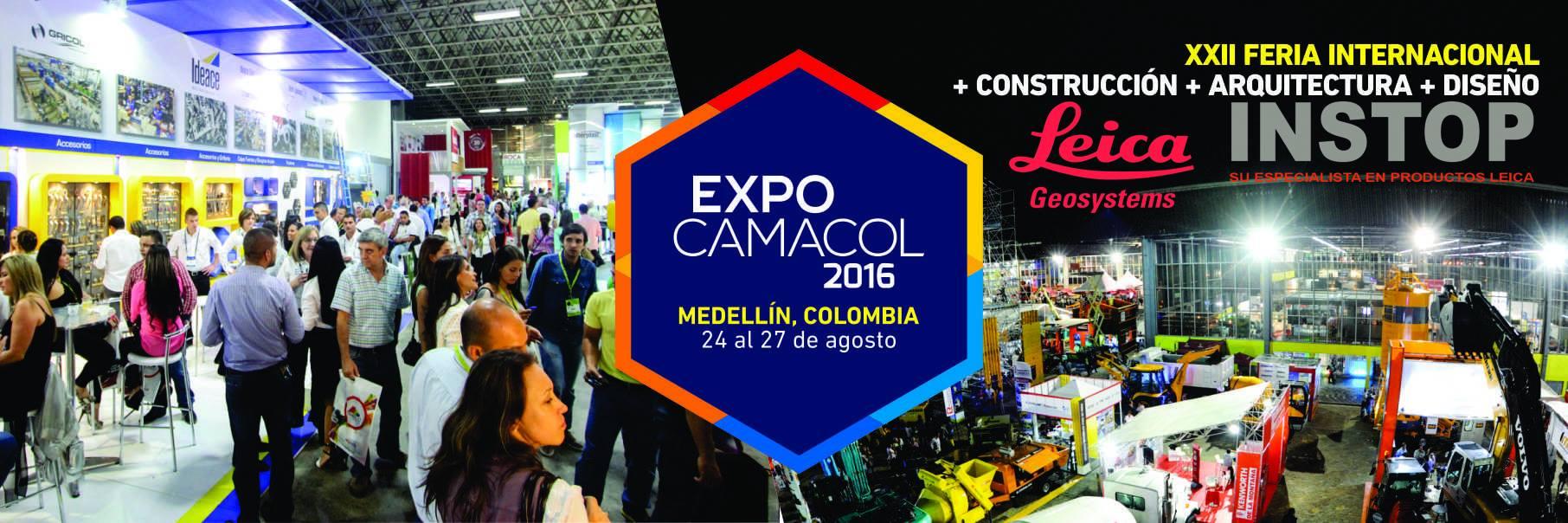 EXPOCAMACOL 2016