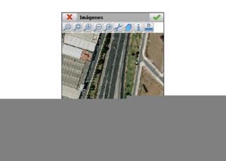 Visualización de imágenes georeferenciadas