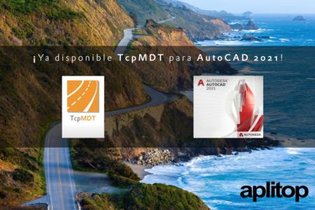 !Ya está aquí MDT 8 para AutoCAD 2021!
