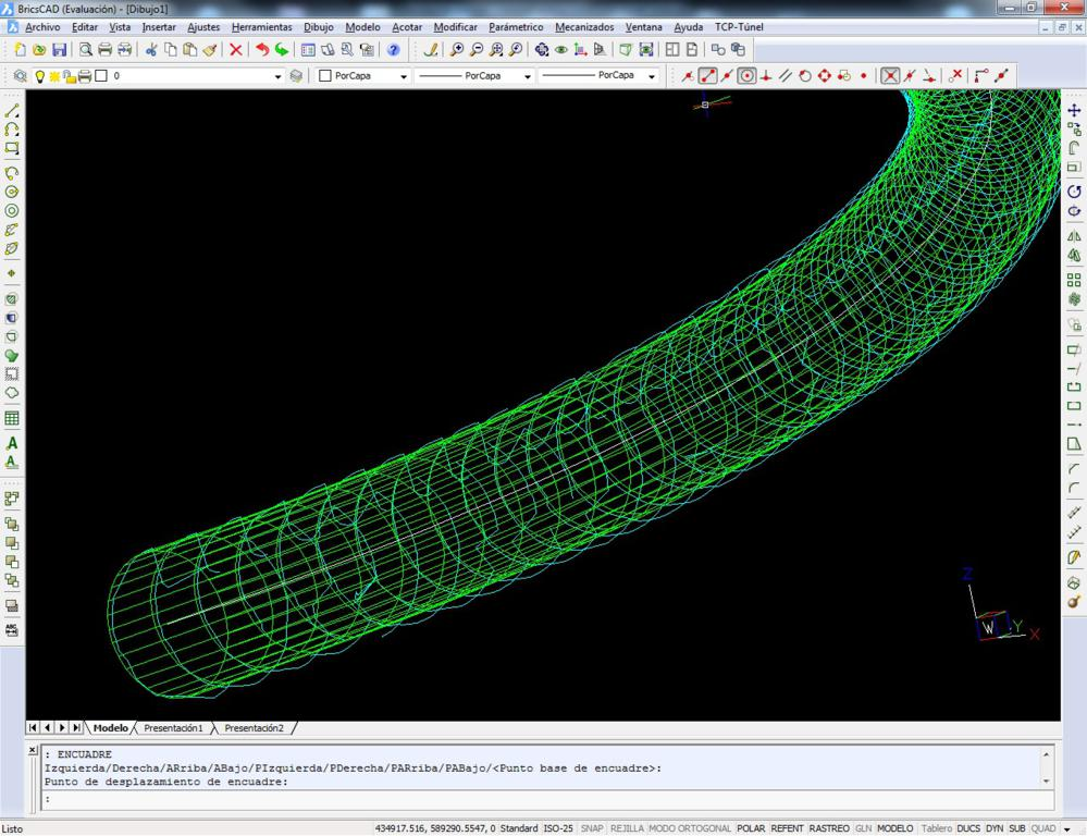 Aplitop - Products - TcpTunnel CAD