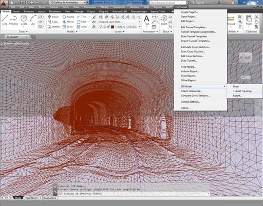 TcpTunel CAD 2.0