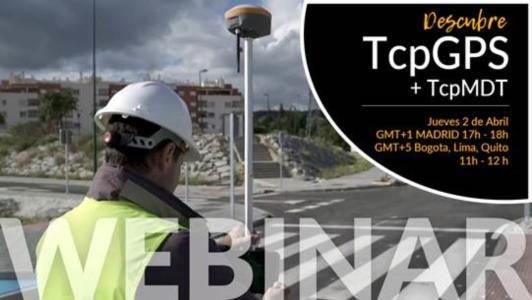 Descubre TCPGPS + TCPMDT