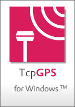 TcpGPS for Windows